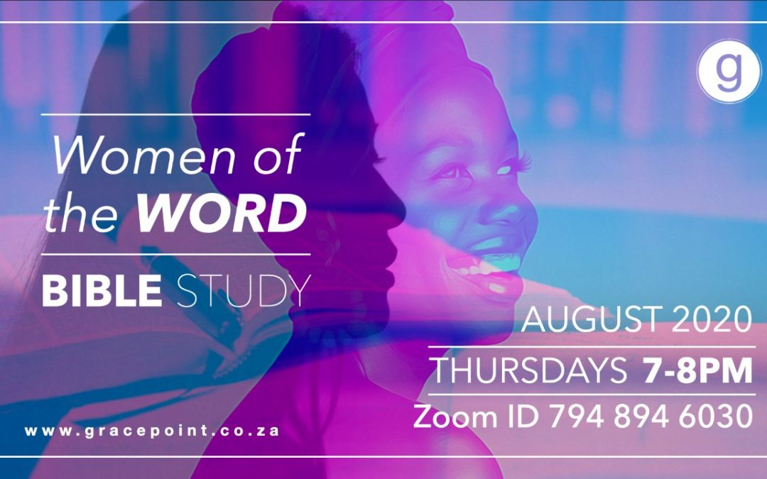 Women of the word Bible Study Thursdays