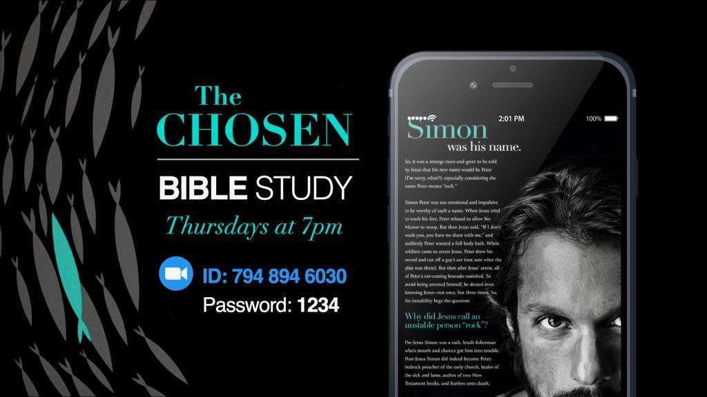 The Chosen: Bible Study